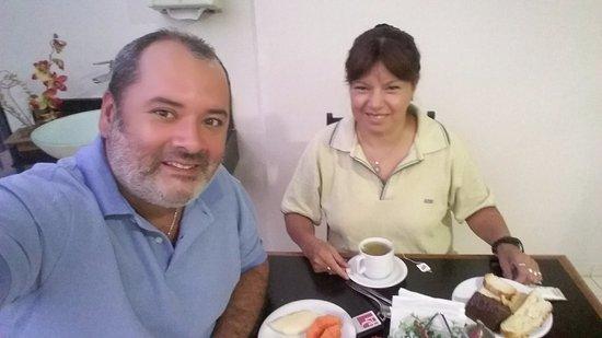 Hotel Cassino Iguassu Falls: desayunador.