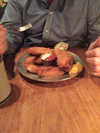Ною-Касл, Делавер: Fish and chips