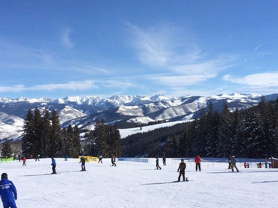 Beaver Creek Ski Area