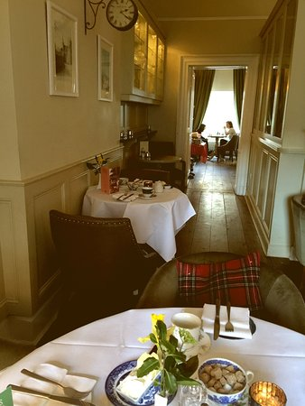 No. 1 Pery Square Hotel & Spa: Lovely afternoon tea