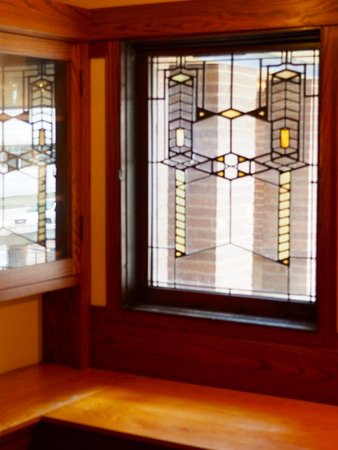 house window detail robin house picture of robie house chicago tripadvisor