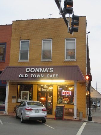 Donna's Old Town Cafe - Madisonville TN