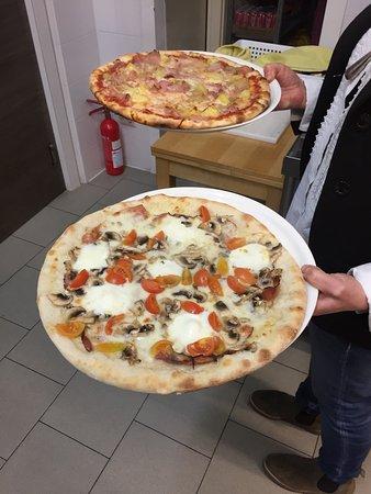 Vergato, Италия: Doppio impasto...