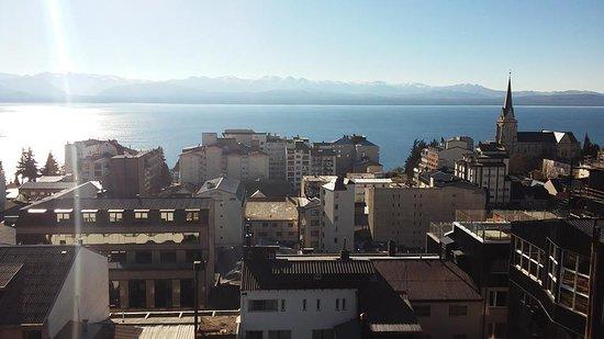 Hotel Patagonia Sur: Vista desde la habitaciòn del piso 7