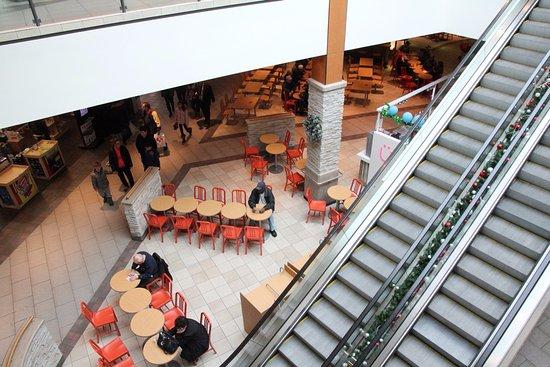 Centre Mall Hamilton Food Court
