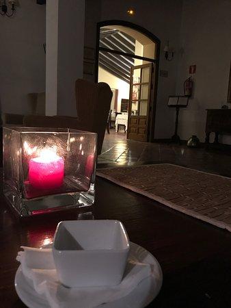 La Joya, España: Sala de estar