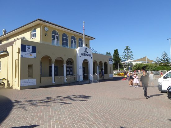 Bondi Surf Bathers Life Saving Club Izobrazhenie Bondi Beach Sidnej Tripadvisor
