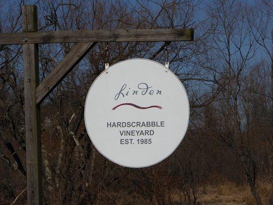 Linden, Βιρτζίνια: Sign