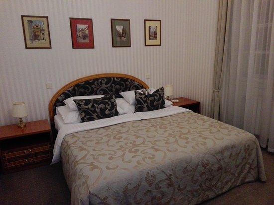 la chambre bild fr n hotel pod vezi prag tripadvisor. Black Bedroom Furniture Sets. Home Design Ideas