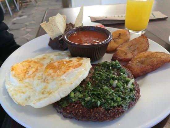 Los Gauchos Restaurant Menu