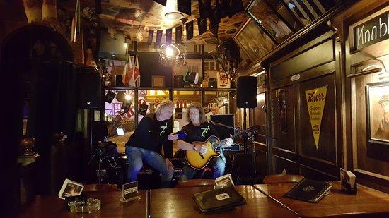 Wernigerode, ألمانيا: Live Musik im Pub