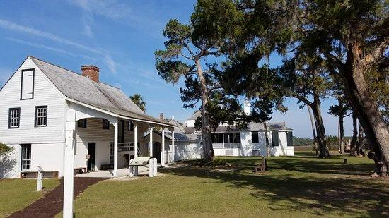 Kingsley Plantation: plantation home