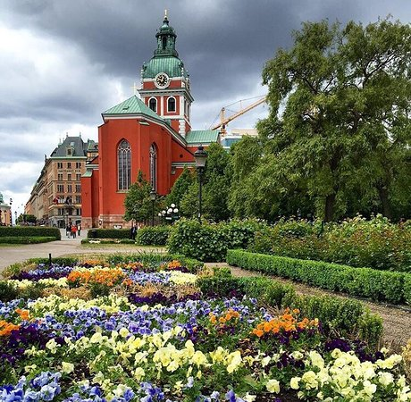 The Top 10 Things to Do Near The Kings Garden Stockholm