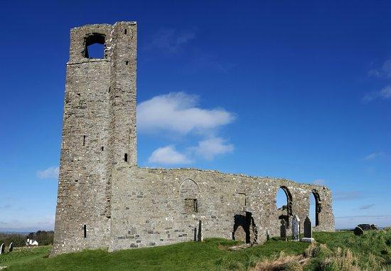 Skryne Castle: Skryne Hill
