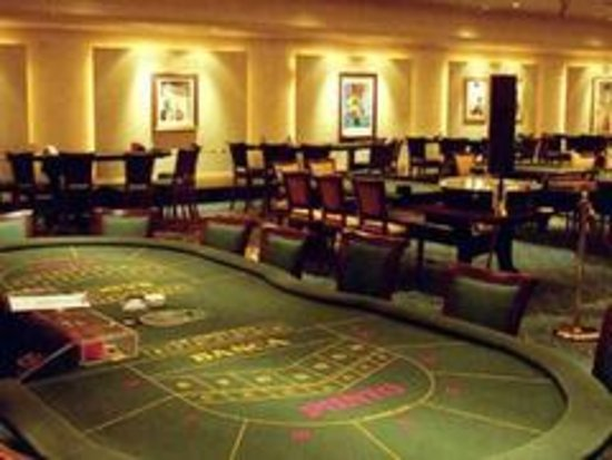 Iguazu Grand Resort, Spa & Casino: Cassino