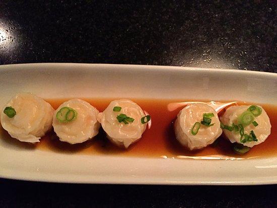 Ferndale, MI: Dumplings in Udon broth