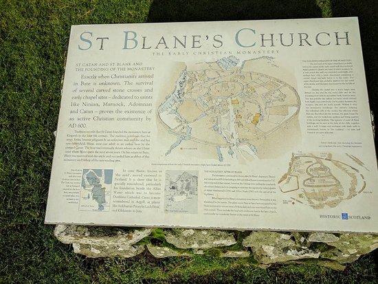 St Blane's Chapel: photo0.jpg