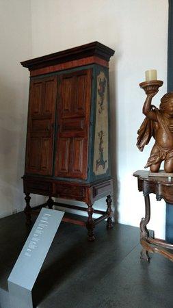 Museu do Padre Toledo: Museu Casa Padre Toledo - mobilia