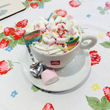 Quirky Tea Room