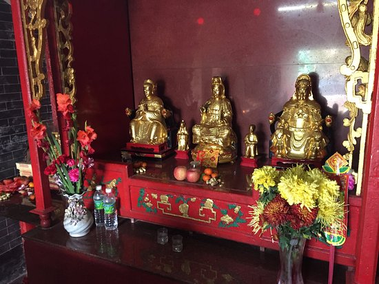 Sam Seng Kung Temple