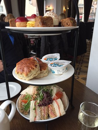 Magnificent Afternoon Tea
