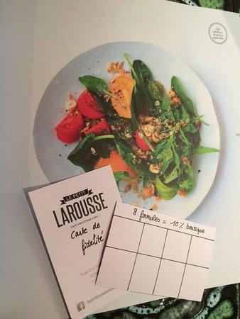 Restaurant le petit larousse dans malakoff avec cuisine for Petit larousse de la cuisine