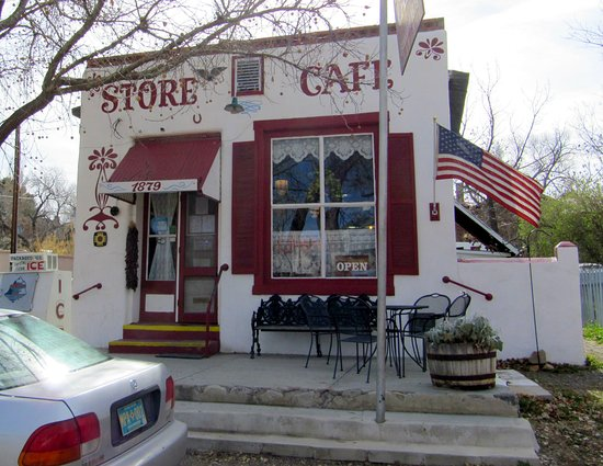 Hillsboro, NM: Great breakfast
