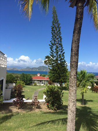 The Mount Nevis Hotel: Wow!