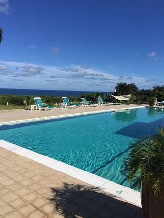 Newcastle, Nevis: Wow!