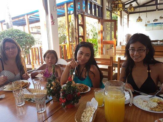 Hotel Puerto Ballesta: 20161228_163452_large.jpg