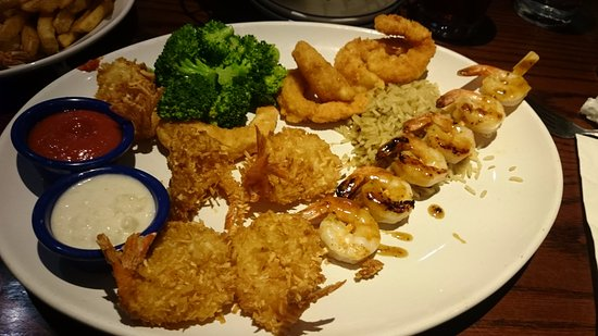 Red Lobster : Festival of Shrimps
