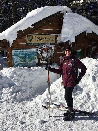 Tamarack Cross Country Ski Center: photo1.jpg