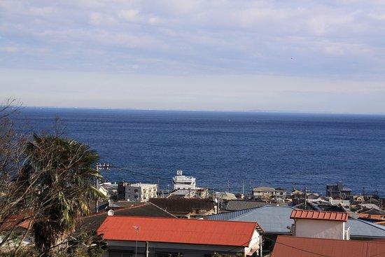 Izuajiro Onsen Shofuen: 部屋からの眺めです。