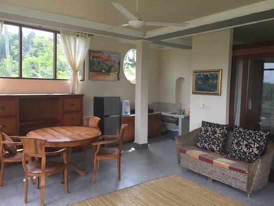 Tirta Asri Ubud : Main room