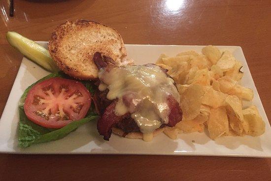19th Hole Burger - The Grill - Winona, Minnesota