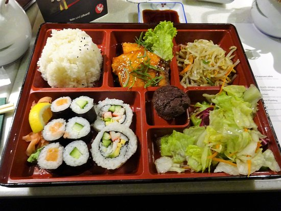 Sushi Restaurants Near Vienna