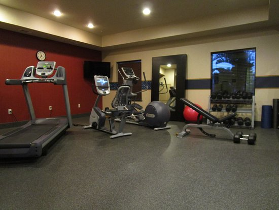 Bay City, TX: Fitness Room
