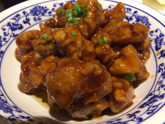 Shaoxing, Chine : Sweet/sour ribs