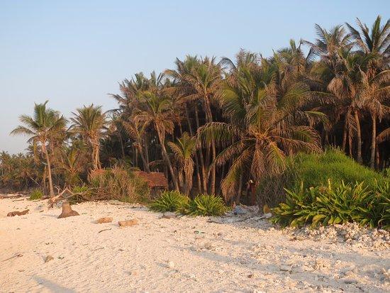 Kavaratti Island, الهند: Kavaratti island