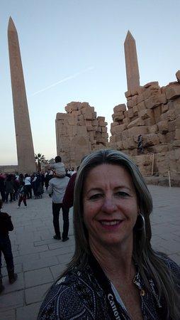 Obelisk of Thutmoses I: Linda visão do Obelisco