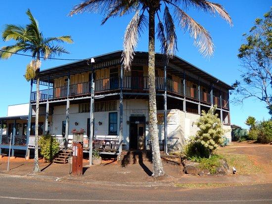 The Peeramon Hotel