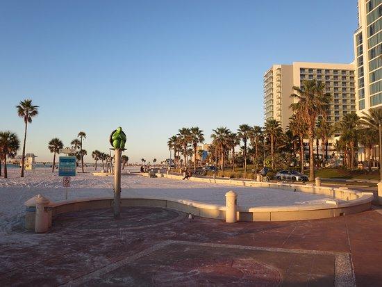 This is the Beach Walk