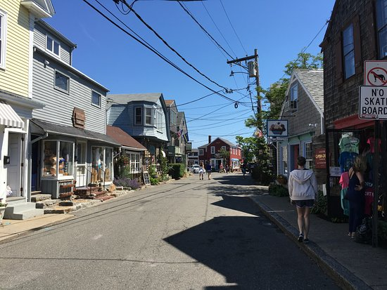 Rockport, MA: Shops and restaurants