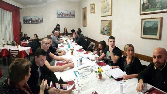 Viggiu, Italy: Grandi cene festose da Vito e Silvana