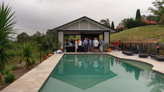 Sovereign Hill Country Lodge: New Pool New Pool Pavilion and entertaining area. Cleanup fee would apply for parties.