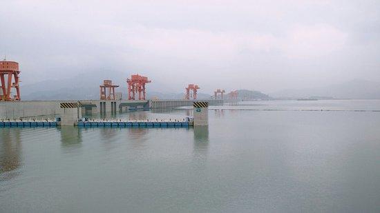 Yichang, China: 三峡大坝
