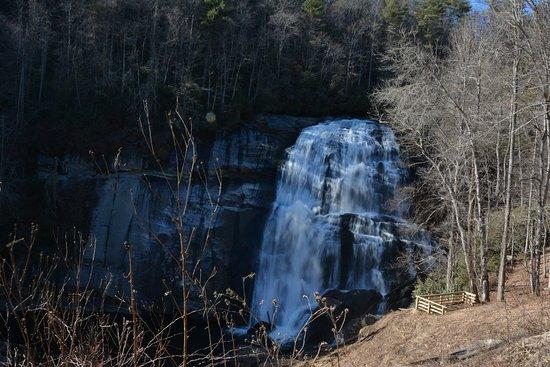 Cashiers, NC: Rainbow Falls