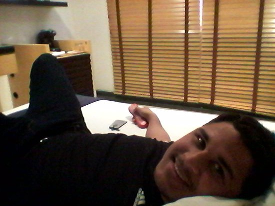 أوفيهوتل: muy cómoda la cama, y la habitación en si de lujo