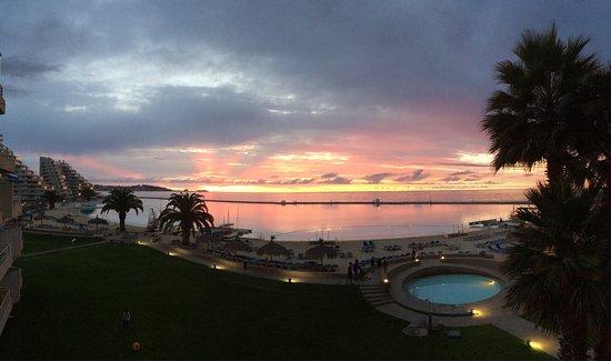 San Alfonso del Mar: Una vista maravillosa, estupendo lugar para descansar.