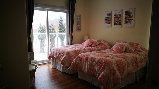 Summerland, Canada: Room example 2 Twin Room